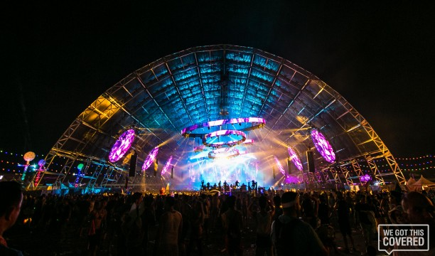 Electric Daisy Carnival's Circuit Grounds Stage Is Getting A Massive Upgrade In 2016