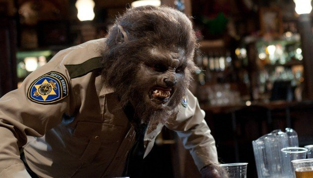 It Must Be A Full Moon, Because Here's The First Wolfcop Trailer!
