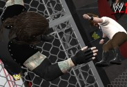 WWE 13 Undertaker Mankind Cell 184x126 WWE 13 Adds Predator Technology 2.0 And Confirms Two Superstars For The Roster