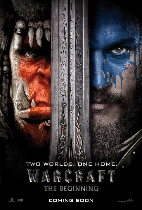 A Mythic War Brews In New Poster For Warcraft: The Beginning; First Trailer Due On Friday