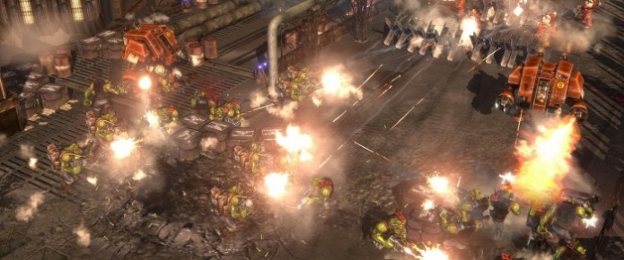 Warhammer 40,000: Dawn of War II Beta Out for All Owners And Key Holders