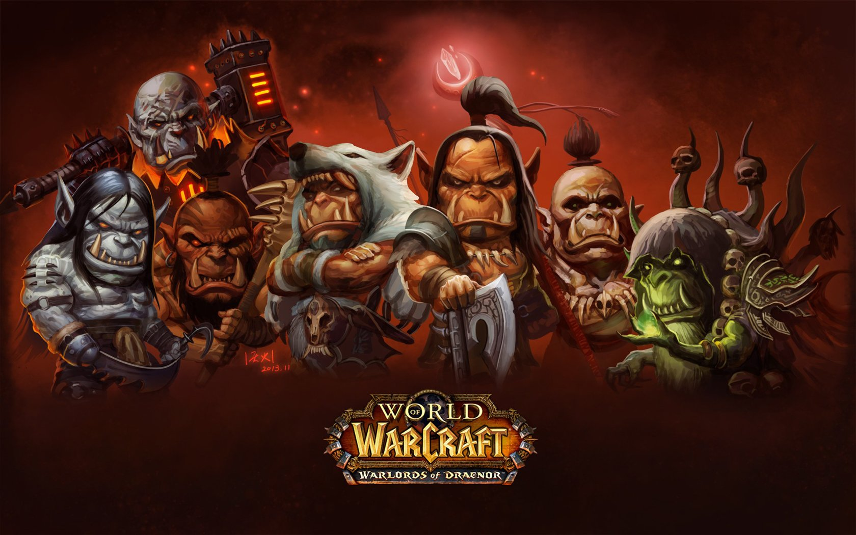 WoW: World Of Draenor