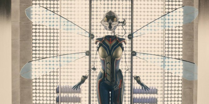 Ant-Man And The Wasp Promo Art Reveals Hope Van Dyne's New Costume