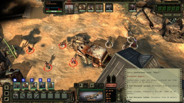 Wasteland 2 Review