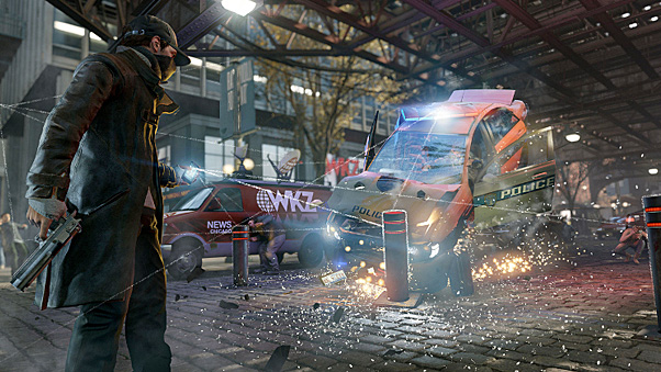 Watch Dogs Out of Control trailer large Watch Dogs Gallery