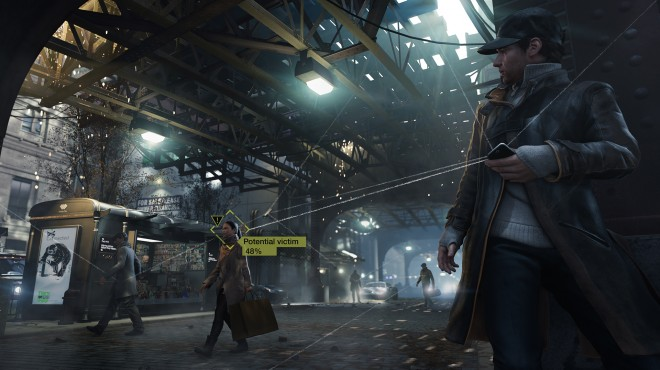Watch Dogs high res MTV Multiplayer 3 660x370 Are Open World Games Set To Become The New First Person Shooters?
