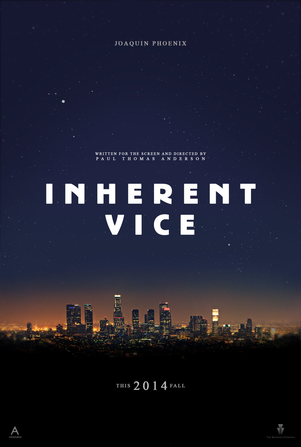 Inherent Vice Review [NYFF 2014]