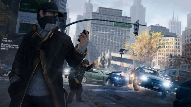 Watch Dogs' Drop-In Multiplayer Isn't A Requirement