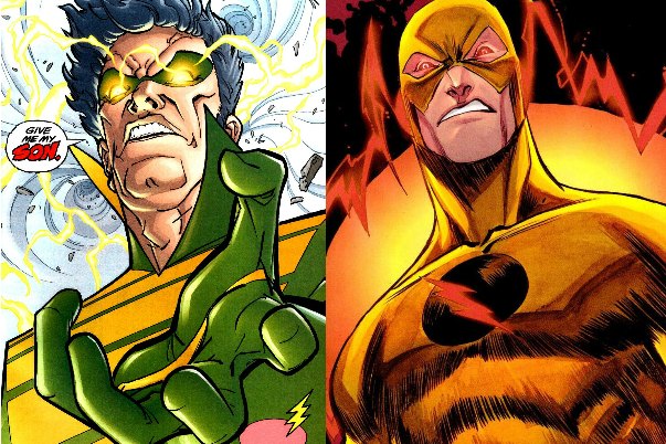 Weather Wizard And Professor Zoom Confirmed For The Flash