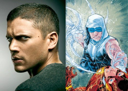 Wentworth Miller Joins The Flash As Captain Cold