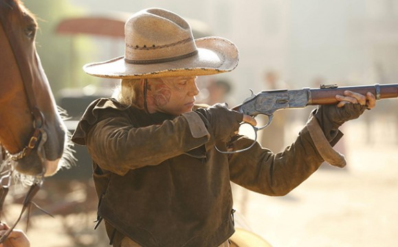 The Androids Are Packin' Heat In First Image From Jonathan Nolan's HBO Series Westworld