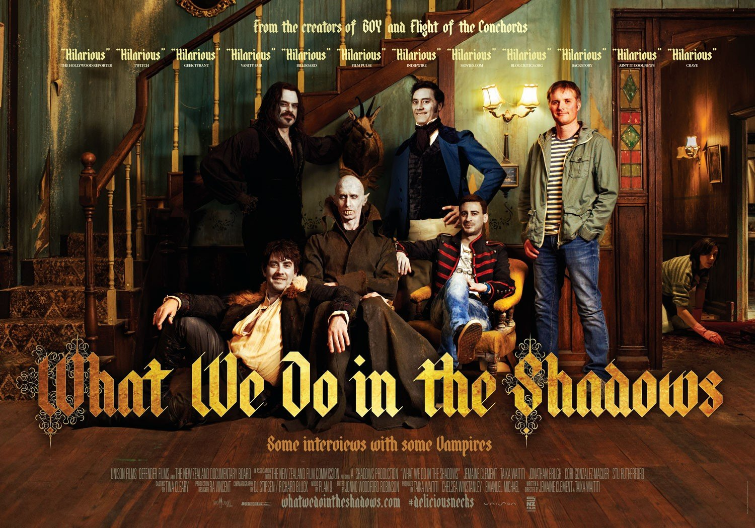 What We Do In The Shadows Capsule Review [TIFF 2014]