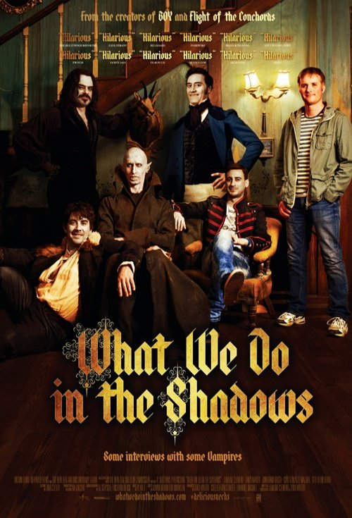 What We Do In The Shadows Reivew