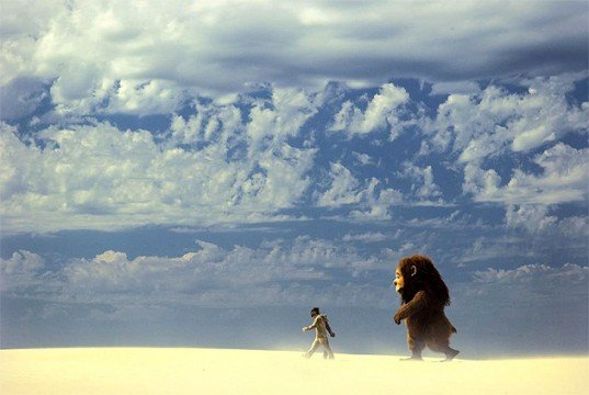 Where the Wild Things Are 537x360 9 Film Adaptations That Are Better Than The Book