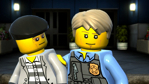 Crime Gets Cute In LEGO City Undercover