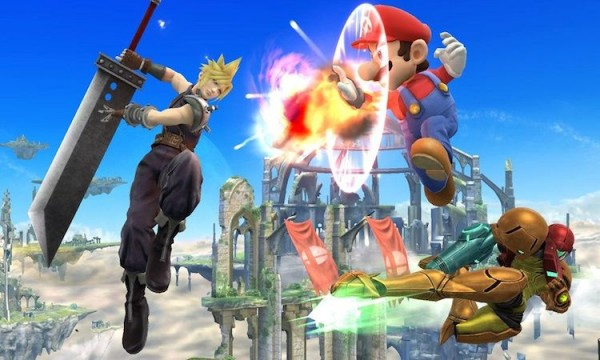 Cloud Strife Comes To Super Smash Bros. Later Today