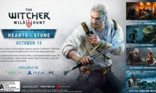 Geralt Returns To The Fray In Launch Trailer For The Witcher III: Wild Hunt's Maiden DLC