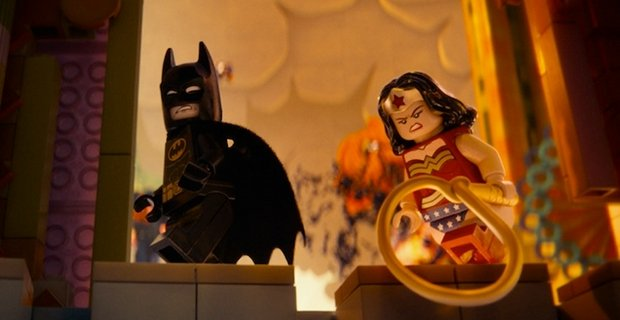 Will Arnett and Cobie Smulders in The LEGO Movie 7 Reasons Why The LEGO Movie Didnt Destroy Our Childhood