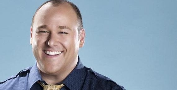 Will Sasso Cast As Curly In The Three Stooges