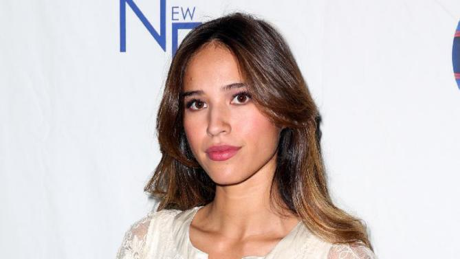 Teen Wolf Star Kelsey Asbille Plots Course For Wind River