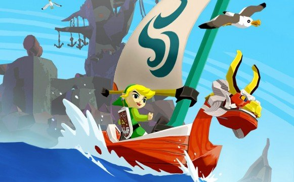 Wind Waker 1 581x360 5 Reasons You Should Go Play The Legend of Zelda: The Wind Waker HD Right Now