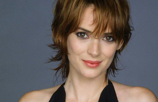 Winona Ryder Steps In The Iceman