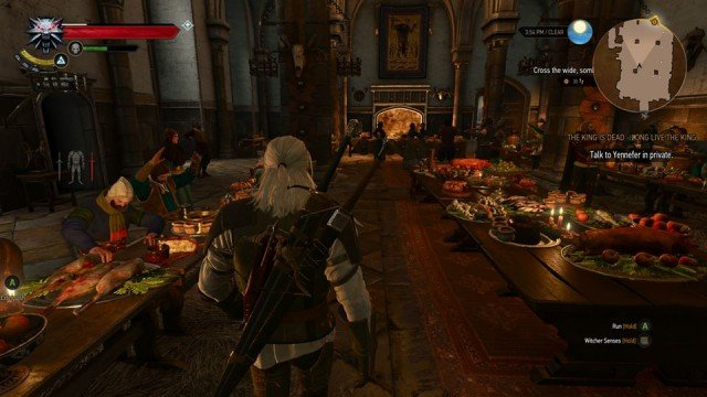 Day-One Update For The Witcher III: Wild Hunt To Target Framerate Drops And Other Bugs