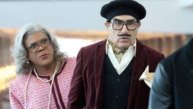 Tyler Perry's Madea's Witness Protection Blu-Ray Review