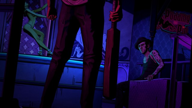 The Wolf Among Us Episode Two Is Nearing Completion, According To Telltale