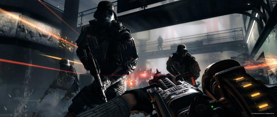 Wolfenstein: The New Order Could Take Players Up To 20 Hours To Complete