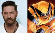 Hugh Jackman Names Tom Hardy As A Great Choice For The Next Wolverine