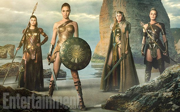 Meet The Ladies Of Themyscira In First Official Wonder Woman Image