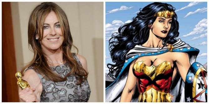 Shortlist For Wonder Woman Director Includes Kathryn Bigelow And Twilight's Catherine Hardwicke