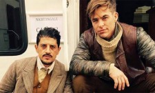 Wonder Woman Star Said Taghmaoui Reveals His Mysterious Character