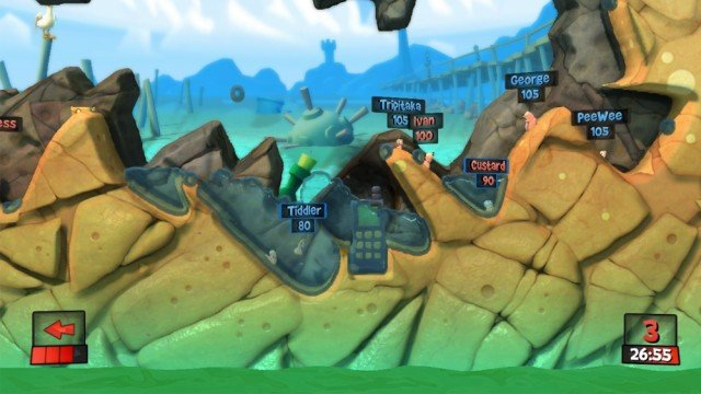 New Worms Revolution Developer Diary Reveals Game Modes