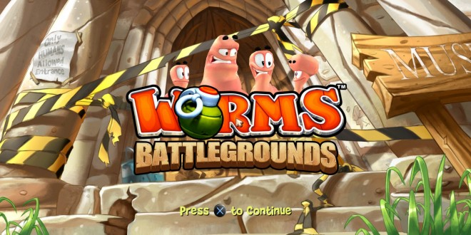 Get Wormy With December's Games With Gold Line-Up