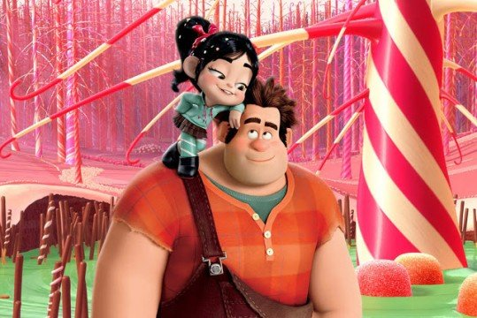 Wreck It Ralph 539x360 Blu Ray Releases: Mar. 5