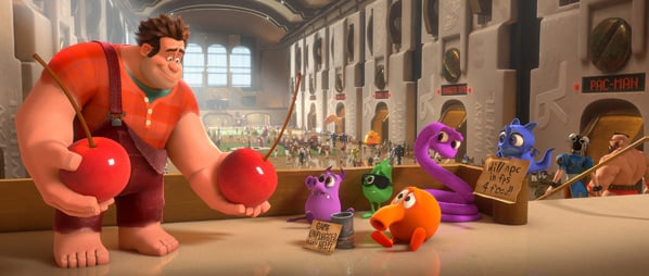 WreckitRalph newTodayPhotosfull1 Wreck It Ralph Review