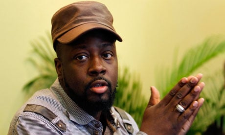 Wyclef Jean Shot During Haiti Election Campaign