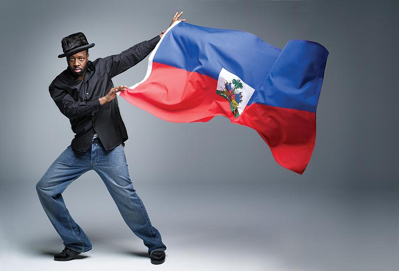 Wyclef Jean Will Run For President of Haiti