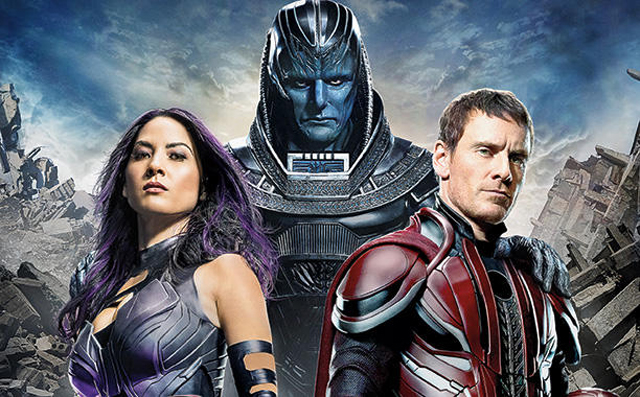 Watch Leaked X-Men: Apocalypse Trailer From Comic-Con
