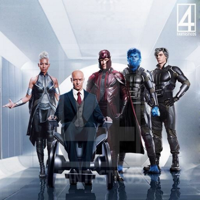 men apocalypse image reunites professor x and michael x men apocalypse image reunites professor x and michael fassbender s magneto