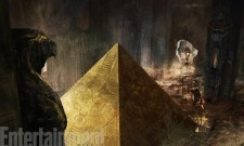 X-Men: Apocalypse Concept Art Reveals Ancient Tomb