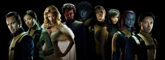 X-Men: First Class Poster Revealed
