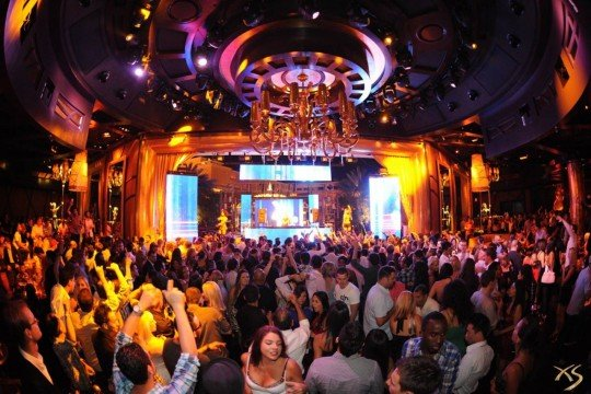 XS Was The Highest Grossing Nightclub In 2014
