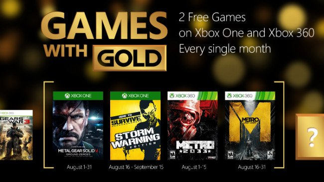 Xbox-Games-With-Gold-August