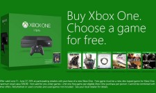 Buy An Xbox One And Get A Free Game In Limited Microsoft Promotion
