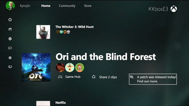 Xbox One UI Overhaul Will Introduce Console Owners To A Simplified Interface This Fall