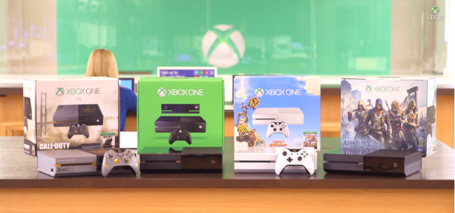 Microsoft Cuts Xbox One Asking Price By $50 Until Year's End