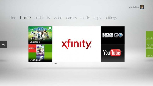 Xbox 360 Getting Television Worldwide This Holiday Season